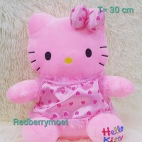 boneka hellokitty medium hello kitty 30 cn