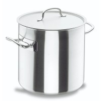 Panci stainless steel Lacor Stock Pot 32 cms With Lid