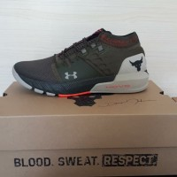 Sepatu training under armour Rock project 1 limited edition