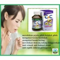 Nutrimax C&C Syrup Obat Hebal Radang Batuk Pilek Pada Ibu Hamil BPOM