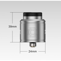 Authentic DRUGA v2 RDA from Vapeshouse x AUGVAPE