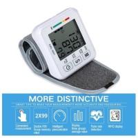 Tensi darah digital / Tensimeter / Blood Pressure Monitor Pengukur
