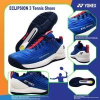 YONEX Sepatu Tenis Eclipsion 3 Blue White ORIGINAL