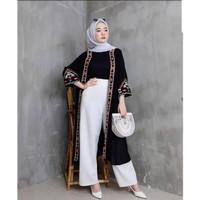 Ethnik Long Cardi / Kimono Wanita / Outer Panjang Wanita
