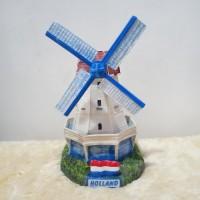 Miniatur Souvenir Kincir Angin Holland Belanda