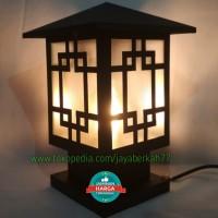 lampu taman pilar p05