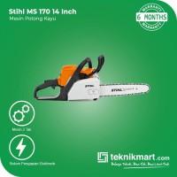 Mesin Potong Kayu / Gergaji / Chainsaw Stihl Ms 170 / 14