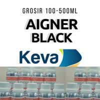 Grosir Bibit Parfum Keva Aigner Black 100ml Original Repack