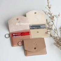Souvenir Gift Wedding Nikah Perusahaan Corporate Card Holder 4 slots