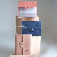 Souvenir Gift Wedding Nikah Perusahaan Corporate Card Holder 20 slots