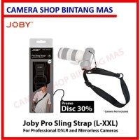 Joby Pro Sling Strap L-XXL for DSLR or CSC Camera