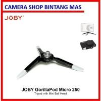 Joby GorillaPod Micro 250 Tripod with Mini Ball Head