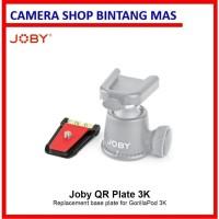Joby QR Plate 3K Quick Release Base plate for GorillaPod 3K Ori