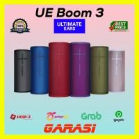 Ultimate Ears UE Boom 3 Bluetooth Speaker Waterproof Original - Hitam
