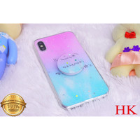 Oppo F1S | A31 2020 | A3S | A9 2020 | F9 Case Rainbow Plus Popsocket