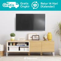 Seno Meja TV Minimalis atau Rak TV dan Lemari Serbaguna (Cabinet TV)