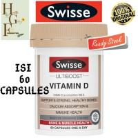 Swisse Ultiboost Vitamin D