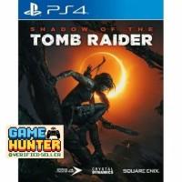 PS4 Shadow of the Tomb Raider - Plastik Debuan