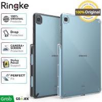 Original Ringke Fusion Case Samsung Galaxy Tab S6 Lite Cover Casing - Smoke