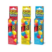 Magic Goo With Display Box (Assorted Colour) - Mainan Anak