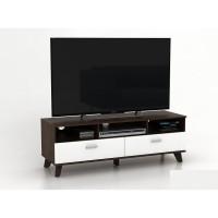meja tv standard minimalis 2laci kombinasi warna