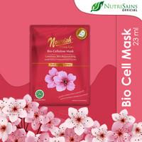 Nourish Beauty Care Bio-Cellulose Mask Antiaging