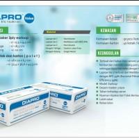 Masker Medis Diapro 3ply Earloop Surgical mask 1box 50pcs