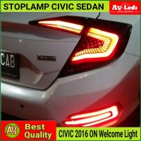 STOPLAMP STOP LAMP HONDA CIVIC TURBO SEDAN SEQUENTIAL SEIN