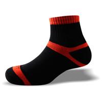 Kaos Kaki Olahraga Pendek Pria Robert Brown Katun RBAM8541201 - Orange