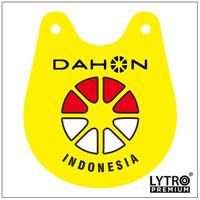 Bike Tag Sepeda Dahon Indonesia - Gantungan Sadel Sepeda Dahon