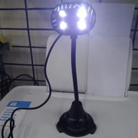WEBCAM Model Stick 480P Sudah ada Mic standart ada Led lampu