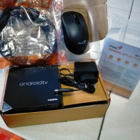 STB ANDROID Smart TV Box ZTE B760H 1GB FULL ROOT & UNCLOK SIAP PAKAI - Mouse
