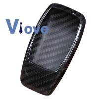 Shell Cover Kunci Mobil Bahan Carbon Fiber Untuk Mercedes Benz E/C