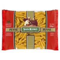 SAN REMO Penne 18 Pasta 500g - SANREMO Pene Gandum Semolina