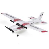 Fx801 Airplane Cessna 182 2.4GHz 2CH RC Pesawat Terbang untuk Anak
