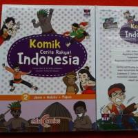 Komik Cerita Rakyat Indonesia 2