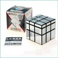 Kubus Rubik 3x3 / Magic Mirror Rubik Cube / Mainan Puzzle Edukasi