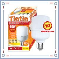 Lampu LED Jumbo Capsule Lampu LED Tabung 15 Watt 15W 15Watt 15 W Murah