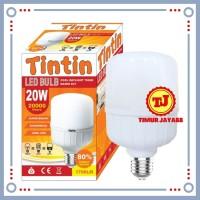 Lampu LED Jumbo Capsule Lampu LED Tabung 20 Watt 20W 20Watt 20 W Murah