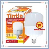 Lampu LED Jumbo Capsule Lampu LED Tabung 30 Watt 30W 30Watt 30 W Murah