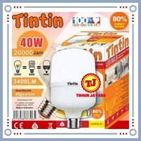 Lampu LED Jumbo Capsule Lampu LED Tabung 40 Watt 40W 40Watt 40 W Murah