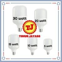 Promo Paket Murah Lampu Led Tabung 5 Pcs Lampu ( 5w 10w 15w 20w 30w )