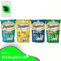 Snack Kucing Temptation 85 Gram Cemilan Cat Kering 85gr Fresh Pack