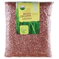 Beras Merah Lingkar Organik 1kg