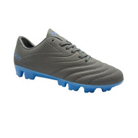 Calci Sepatu Bola Soccer Atom SC - Misty Grey Blue