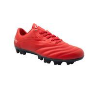 Calci Sepatu Bola Soccer Atom SC - Paprika Red Black