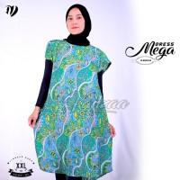 Daster Mega | Dress Vega Payung | Baju Midi Tidur | polos bali XXL 15