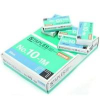 KENKO REFILL no 10 STAPLER 20 box mini - Staples Stepler Grosir ATK
