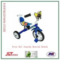 Sepeda Anak / Sepeda Roda Tiga Yoe-Yoe