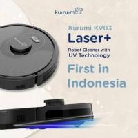 Kurumi KV 03 Vacuum Cleaner Robot Laser UV Light